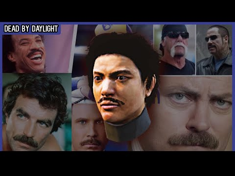 ...the most CLUTCH stache in the world || Dead By Daylight: