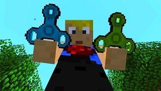 DIY Fidget Spinner Minecraft Mod