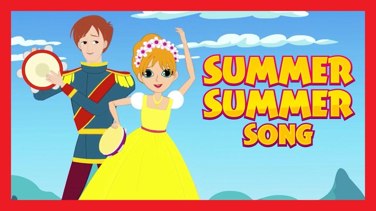 SUMMER SUMMER Song - LITTLE MERMAID Version || Rhymes And Songs ...