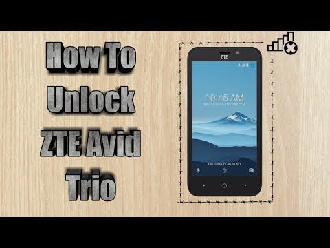 Zte N9137 Network Unlock