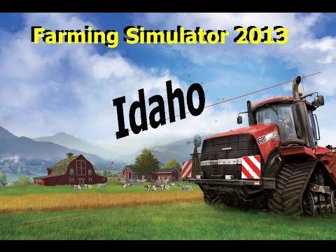 Let's Play Farming Simulator 2013 Idaho Map Modded Ep 60