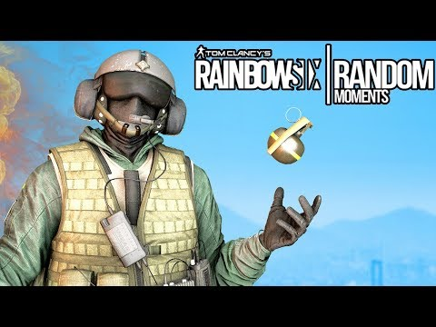 Rainbow Six Siege - Random Moments: #15 (Funny Moments Compilation)