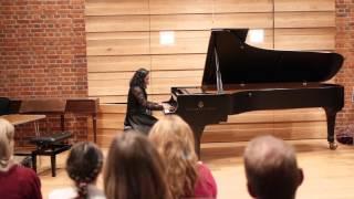 Chopin Etude Opus 10 No.4 : Purcell School Concert