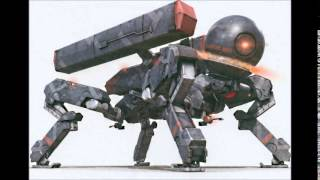 Metal Gear Solid Peace Walker - Peace Walker battle theme 2 extended.