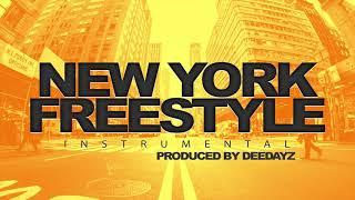 New York Rap Instrumental Free Video