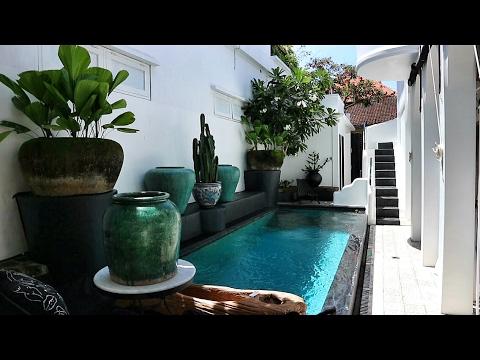 KIM SOO Homewares and Café - Seminyak, Bali - YouTube