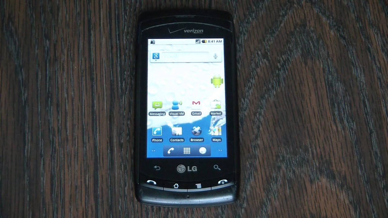 how to bypass the activation screen on an lg ally vs740 smartphone rh youtube com Verizon LG Ally Smartphone Verizon LG Ally Smartphone