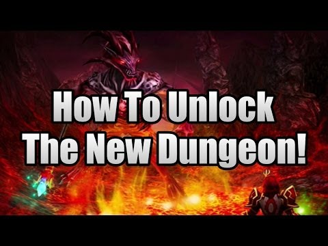 Order & Chaos Online - How To Unlock The New Dungeon!