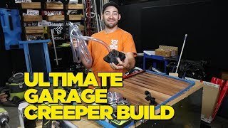The world's ultimate garage creeper super internet build 5000