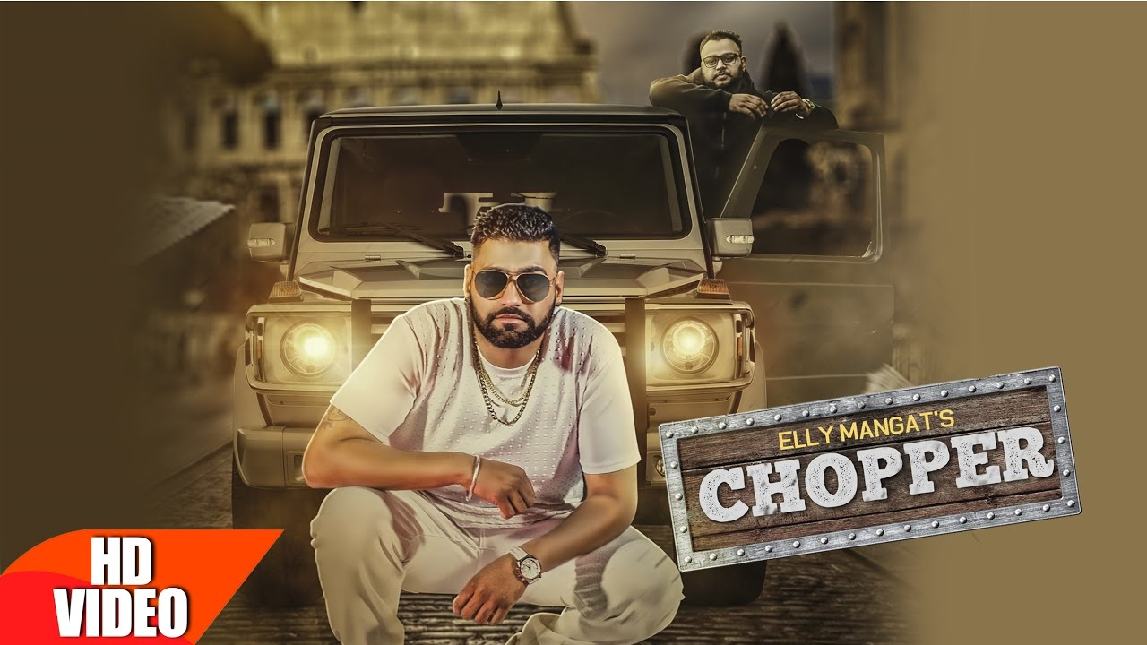 Chopper (Full Song) | Elly Mangat Feat Deep Jandu | Latest Punjabi Song 2016 | Speed Records