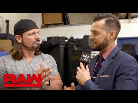 AJ Styles comments on a potential Raw dream match: Exclusive, April 16, 2018