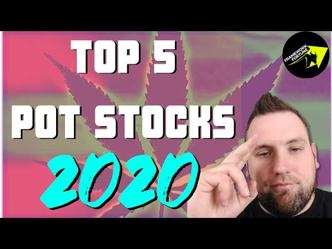 BEST POT STOCKS TO OWN IN 2020 | INVESTING IN CANNABIS