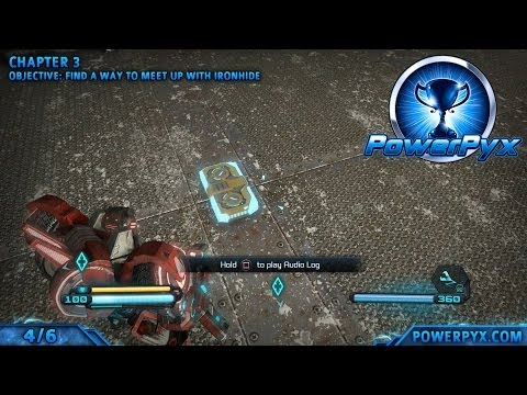 Transformers Rise Of The Dark Spark - All Stalker Audio Log Locations (Somebody's Watching Me)