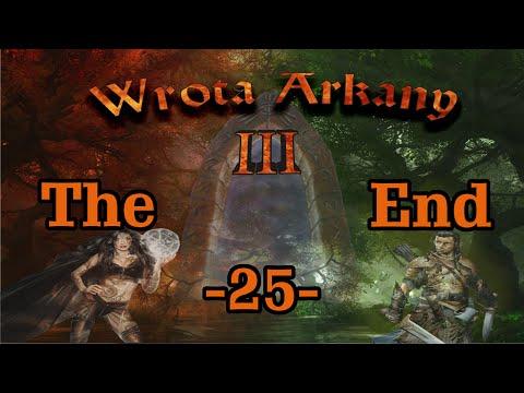 Wrota Arkany 3 let's (PL) play 25: Magnus i Irien [KONIEC]