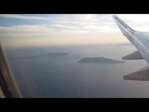Partenza volo da Trapani