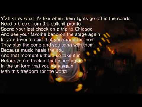 Machine Gun Kelly - Everyday. [Lyrics]