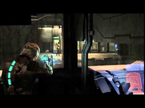 "DeadSpace Part 1 ""Starting diz game"""
