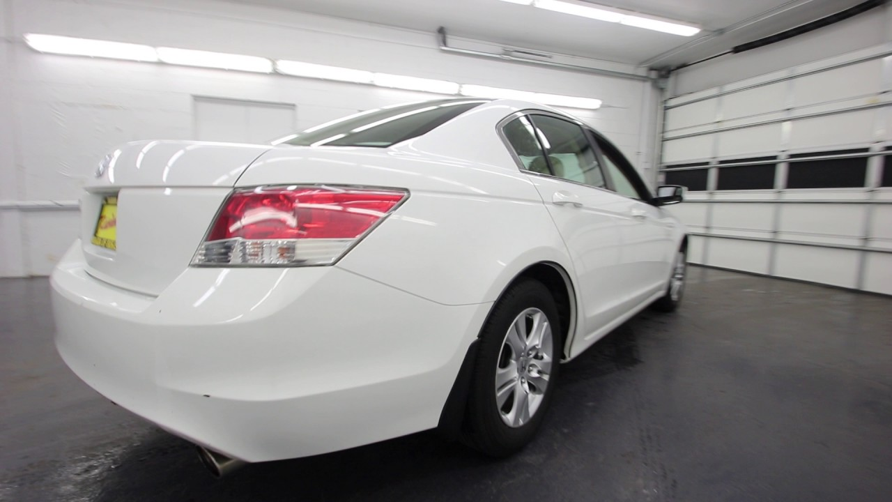 2010 Honda Accord LX P 2.4   White Diamond Pearl   AA137527   Seattle    Burien   Renton  