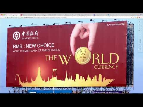 China OFFICIALLY Creating Digital Blockchain Currency! This Could Change EVERYTHING!