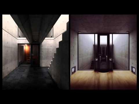築.自室 - 建築大師Tadao Ando的住宅建築和大自然的關係 - 20160308b
