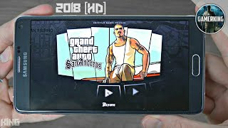 How To Download GTA San Andreas On Android For Free 2018