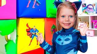 Vitalina y sus amigos se convierten en superhéroes
