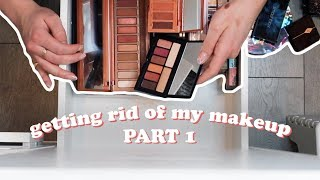 Download entire makeup collection declutter ✌🏼 part 1 Mp3 and Videos
