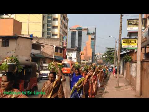 Holidays to Sri Lanka - Tamil Festival