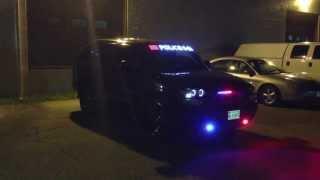 Future law enforcement cruiser