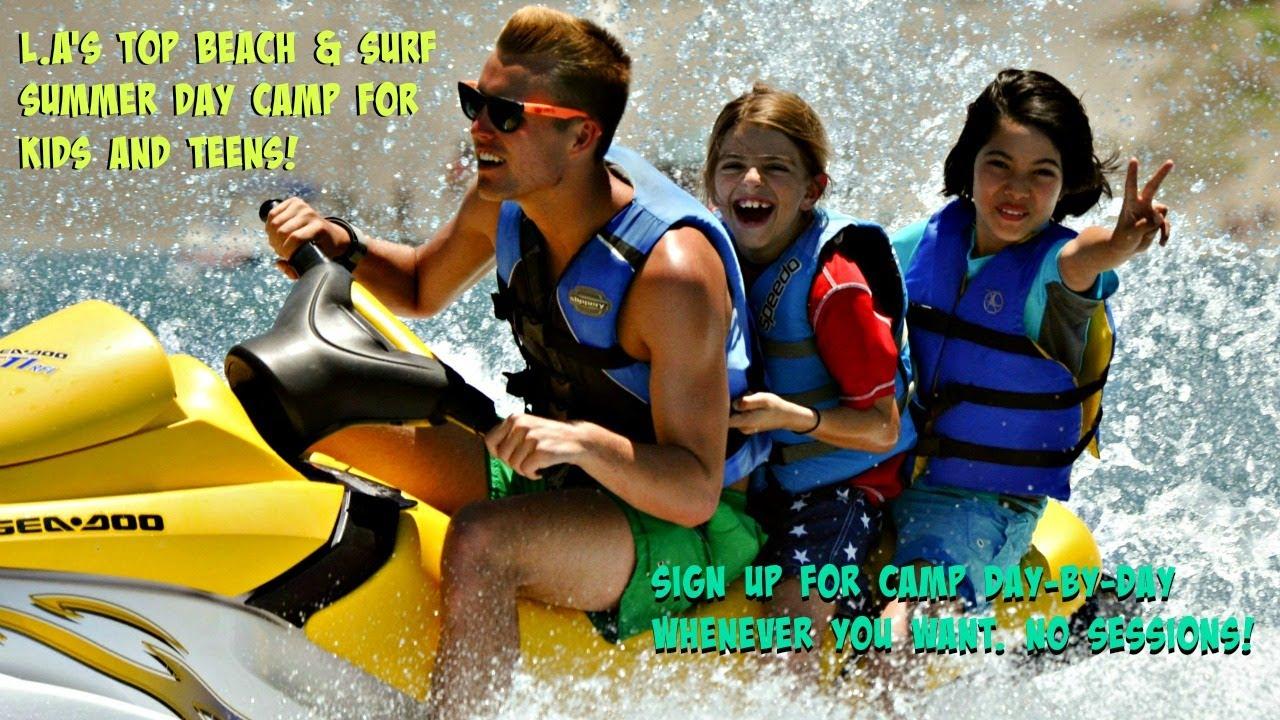 Aloha Beach Camp Summer 2020 Los Angeles Summer Day Camp ...