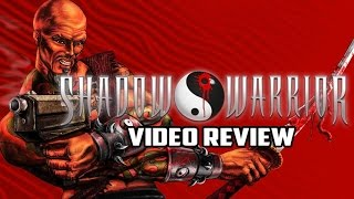 Retro Review - Shadow Warrior PC Game Review