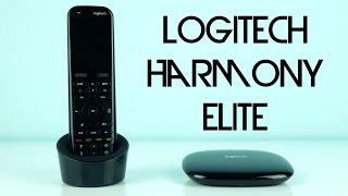 Logitech Harmony Elite | Die beste Universalfernbedienung?
