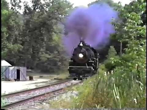 Cuyahoga Valley Line steam locomotive 4070, ex GTW Mikado