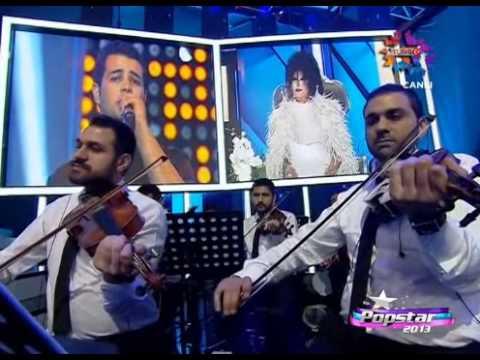 Popstar 2013 1. HAFTA Mustafa - Rüya Gibi Uçan Yıl