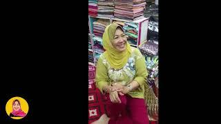 Shopping-Shopping Batik Di Bazar Buluh Kubu Kota Baharu Kelantan...RAMBANG MATA WEHHH!!!!