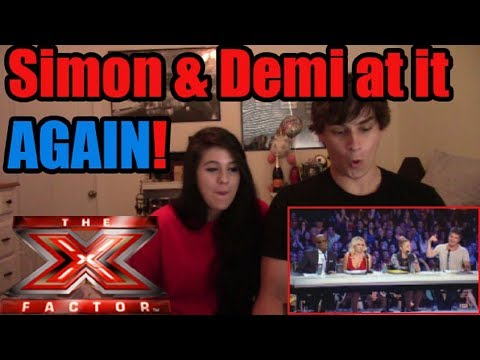 """Demi Lovato and Simon Cowell - Funniest moments... (3/6)"" 