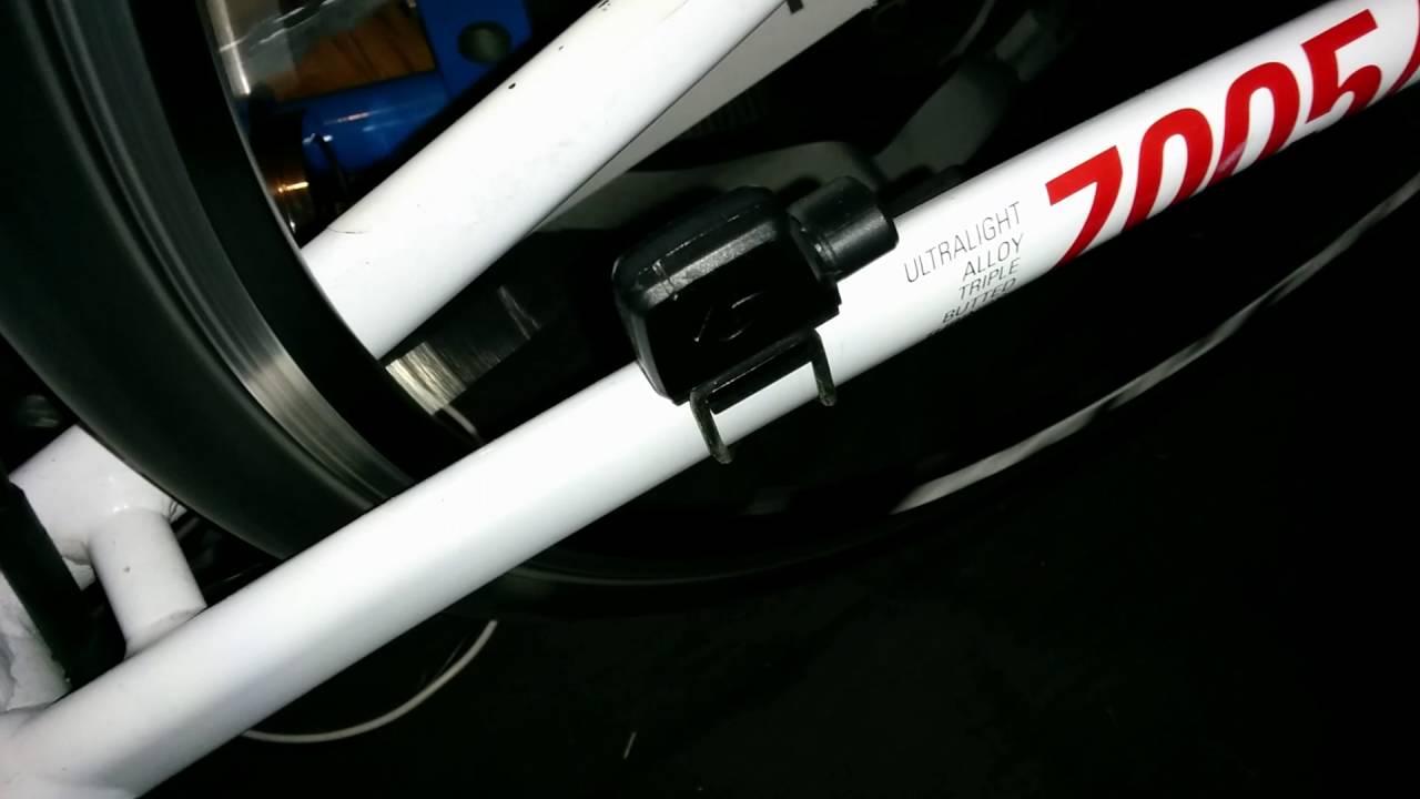 6a838bd87 Sensor Bontrager Interchange Combo Velocidade Cadencia Ant+ - R$ 269,00 em  Mercado Livre