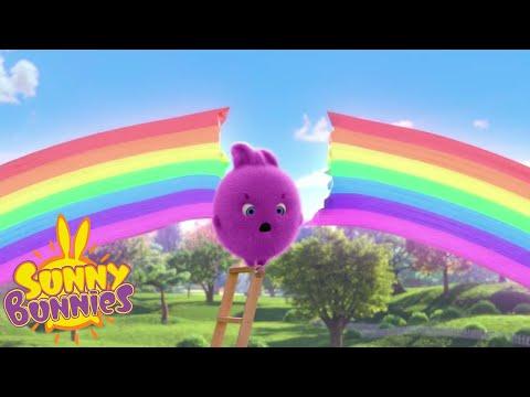 Cartoons for Children  SUNNY BUNNIES - How to Fix The Rainbow  New Episode  Season 4  Cartoon
