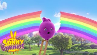 Cartoons for Children | SUNNY BUNNIES - How to Fix The Rainbow | New Episode | Season 4 | Cartoon