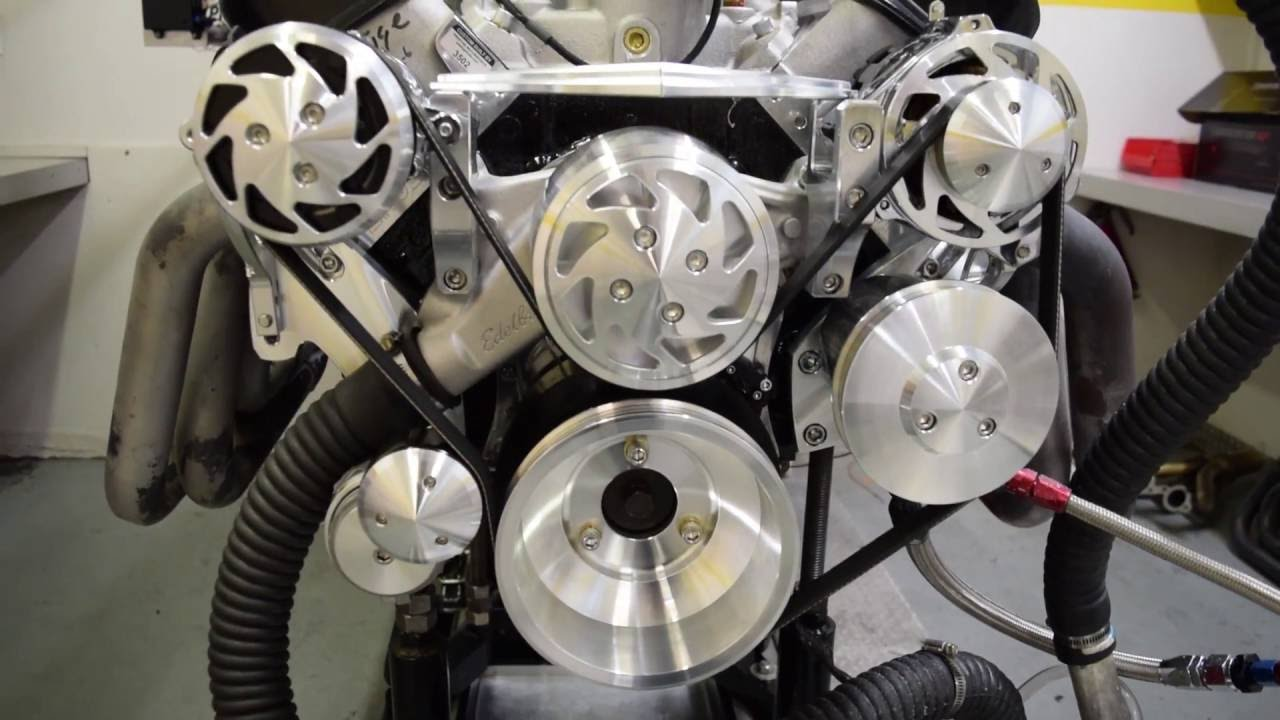 Water Pump Speed: Performance Pulleys and Their Affect on Engine Cooling