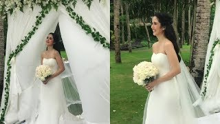 Maxene Magalona Sobrang Ganda sakanyang Wedding Dress 😍