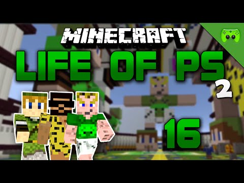 MINECRAFT Adventure Map # 16 - Life of PietSmiet 2 «» Let's Play Minecraft Together | HD