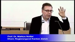 Demokratiekonferenz 2012 - Referat von Dr. Markus Notter