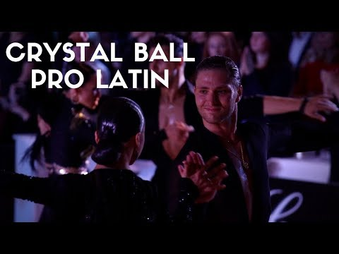 Crystal Ball 2019 | Professional Latin Final | WDC | RUS