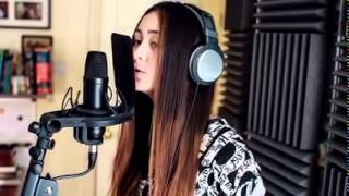 Cover Jasmine Thompson Sia Chandelier