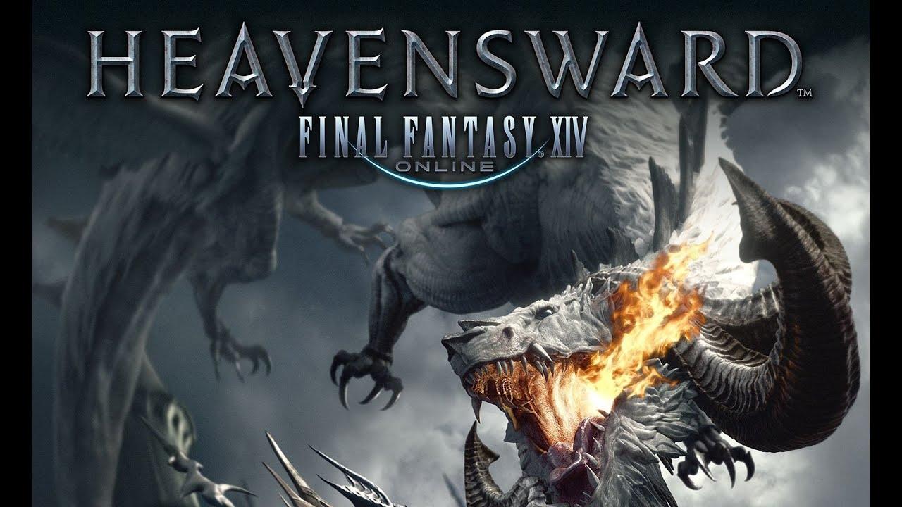 final fantasy xiv heavensward benchmark new gameplay trailer 2015