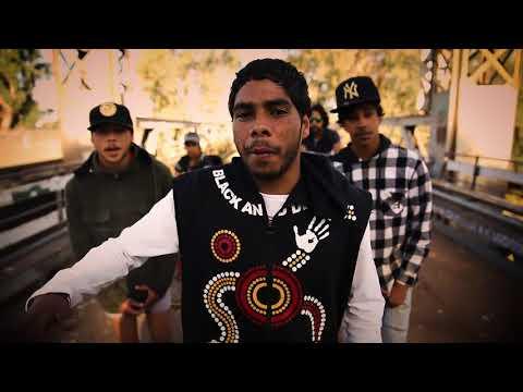 FWLHD Quit 4 New Life  River Down Rap   Wilcannia 2017