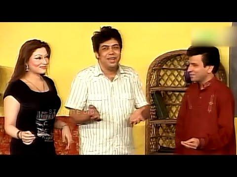 Naseem Vicky and Saima Khan New Pakistani Stage Drama Full Comedy Funny Play | Pk Mast