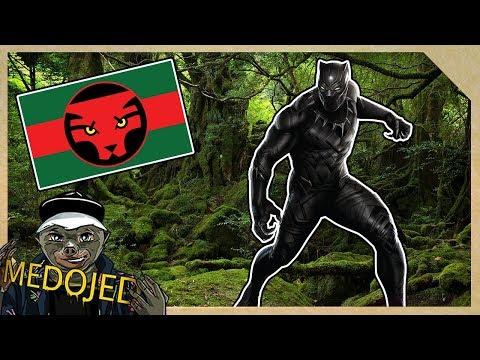 Vědění nerdů: Wakanda - země Black Panthera vysvětlena!
