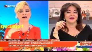 Oya Aydoğan ile Lerzan Mutlu arasında geçen tartışma (bahsedilen kavga) 2017 Video